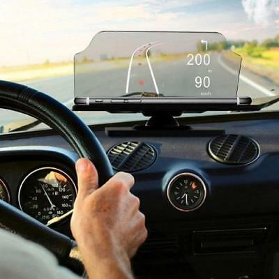 Smartphone Driver Heads Up Display / As Seen On TV / FAST SHIPPING