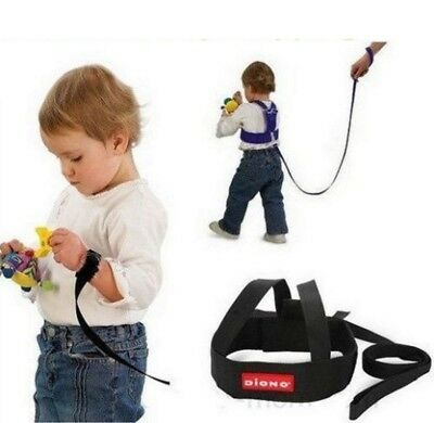 Baby Safety Toddler Leash Harness Kids Keeper Hand Belt Strap Walking Child Sure