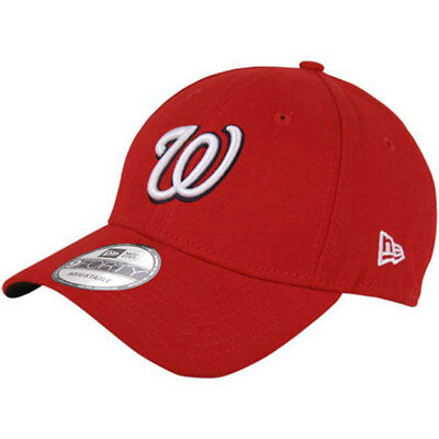 Washington Nationals MLB New Era 9FORTY 'The League' Adjustable Cap