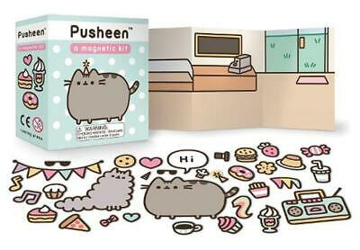 Pusheen: a Magnetic Kit by Claire Belton Book & Merchandise Book