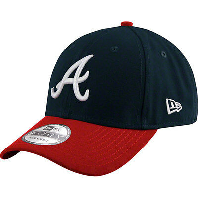 Atlanta Braves MLB New Era 9FORTY 'The League' Adjustable Cap