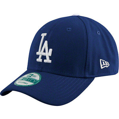 LA Dodgers MLB New Era 9FORTY 'The League' Adjustable Cap
