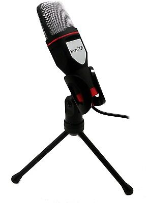 *BEST USB Microphone for PC and amp; Laptop Voice Recording, Singing, Gaming,