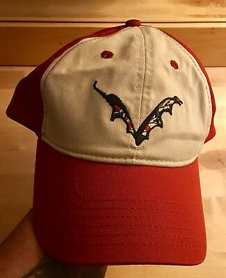 Flying Dog Baseball Cap Hat Micro Craft Beer Brewery NEW Adjustable Embroidered