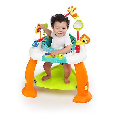 Baby Bouncer Jumper Bright Starts Bounce Bounce Baby Multifunction Activity