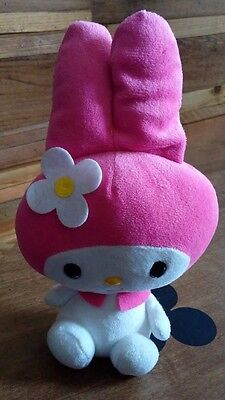 Ty My Melody Sanrio Plush Stuffed Animal Toy