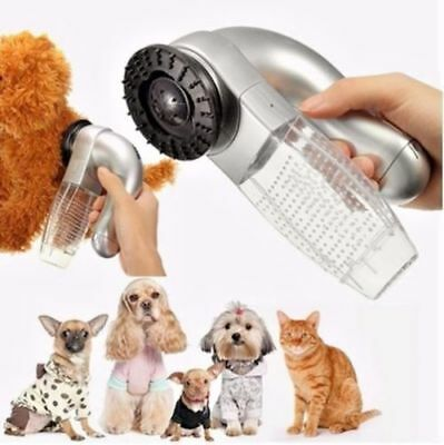 Pet Handheld Vacuum Cleaner - Dog Cat Shed Pal Cleaner Hair Remover