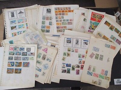 French Colonies - Extensive Collection Pre & Post Independence - On 180+ Pages