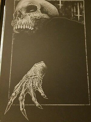 Godmachine signed and numbered Print