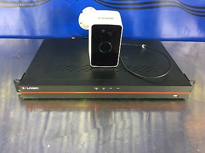 3xLOGIC Intelligent Video Surveillance V250-8-4-TB w/ Camera
