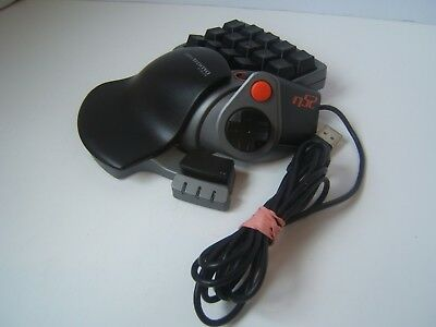 Belkin Nostromo Speed Pad N52 USB Gaming Controller Attachment Tested Works