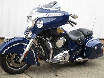 2014 Indian Chieftain..1901 Limited edition...one owner...stage one pipes
