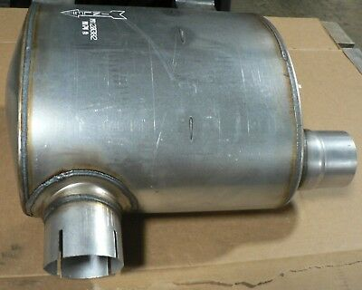 "DONALDSON MUFFLER M120382 4"" in/out"