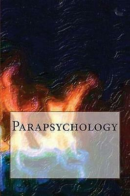 Parapsychology by Wild Pages Press -Paperback