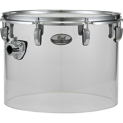 """Pearl - Crystal Beat Concert Tom 14x10"""" CRB1410STC730"""