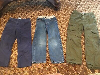 Circo, Tcp Boys Size 4/5 Lot Of 3 Pairs Of Jeans/pants