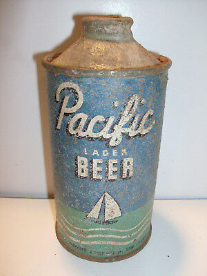 Pacific Beer  LP Cone