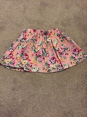 Baby Girl Floral Skirt 3-6 Months