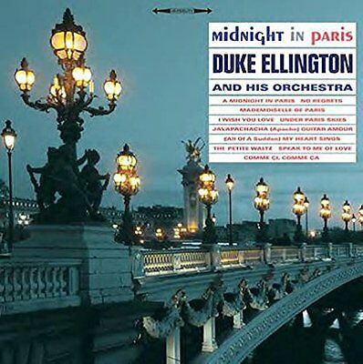Duke Ellington And His Orchestra - Midnight in Paris (180g Vinyl LP) NEW/SEALED