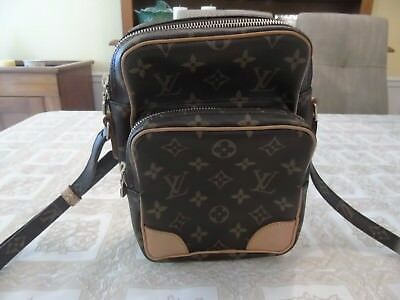 Louis Vuitton Amazon Monogram Handbag, Authentic