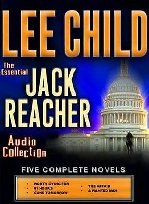 Lee CHILD / JACK REACHER Collection VOL_5  [ Audiobook ]