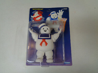 Kenner The Real Ghostbusters Stay Puft Puff New Moc Unpunched Figure