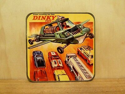 Drink Coaster Set Of 4 - Always Something New From Dinky Toys - Joe 90