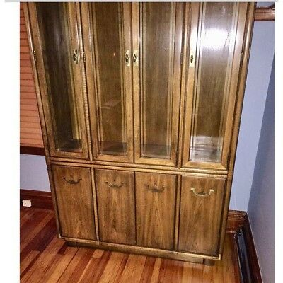 Drexel Heritage Accolade china hutch