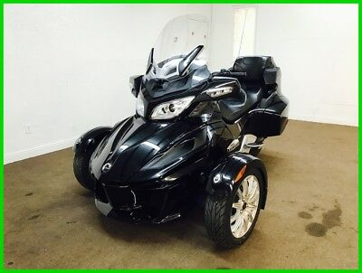 Can-Am Spyder  2014 Can-Am Spyder RT-S Used