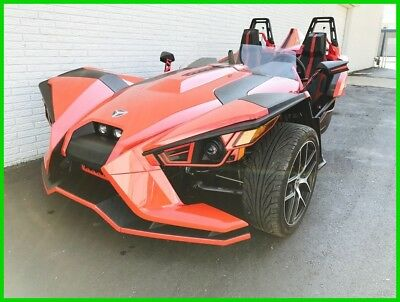 Other Makes SLINGSHOT®  2016 Polaris SLINGSHOT SL Used