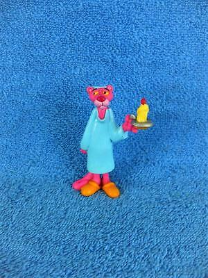 """Pink Panther 1989  PVC Toy 2.75"""" Figure - Mint !"""