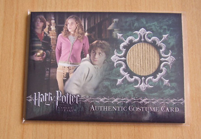 Harry Potter And The Goblet Of Fire Hermione Trousers C8 Costume Card