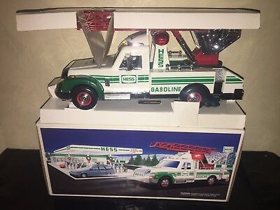 Hess Rescue Truck 1994  ( New In Box )