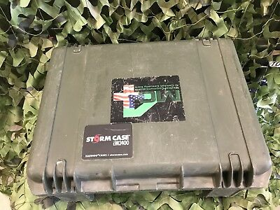 Pelican Storm iM2400 Case, Green, Carry On, Gun, Drone, Camera