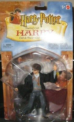 Harry Potter - Dueling Club Harry **mint On Card** Dated 2002