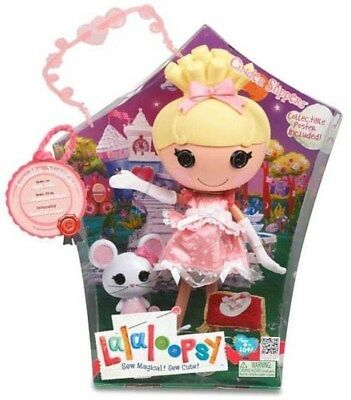 Lalaloopsy Cinder Slippers Large Doll**mib**
