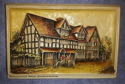 Ivorex Shakespeare's House Stratford-on-Avon  circa 1924