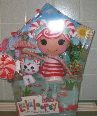 Lalaloopsy Mint E Stripes Large Doll **mib**