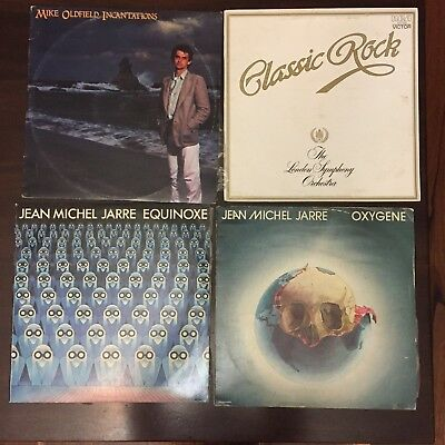 Vinyl records Various  Artists x 17 including a double and triple