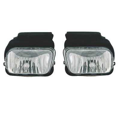 Pair Left and Right Driving Fog Lights fits Chev Truck