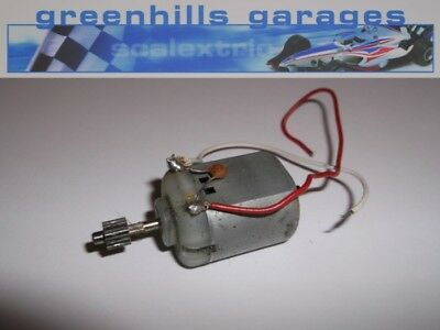 Greenhills Scalextric Ford RS200 Radiopaging/Shell Engine/Metal Pinion Used P...