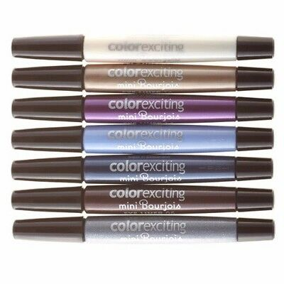 Mini Bourjois Color Exciting MINI Twist Up Eyeliner Pencil ~ Pick A Shade
