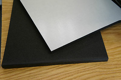15 mm Thick Seat Foam Pad for Race / Track Day Bikes 550x350 mm