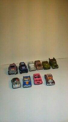 Vintage Road Champs not micro machines  Lot of 10