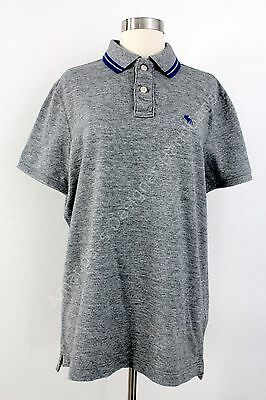 ce9484aa NEW ABERCROMBIE & Fitch Men Bradley Pond Polo Shirt By Hollister All ...