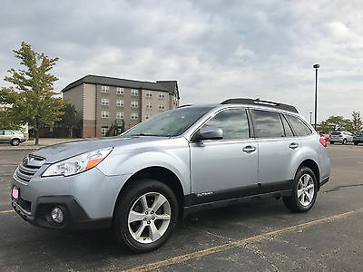 2013 Subaru Outback Premium w/All Weather package 2013 Subaru Outback, 2.5i Premium w/All Weather package
