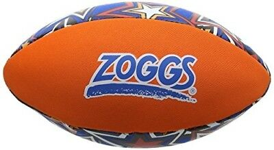 Zoggs Kid's Aqua Ball Soft Water Rugby Ball - Multi-coloured
