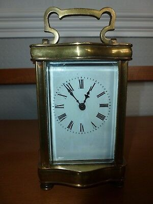 Antique French Carriage Clock -  Working Order