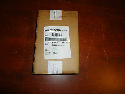 Heidelberg Press, Epm21  V41.a, Flat Module, Part#00.785.1131/10, Sealed