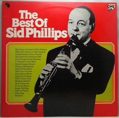 Sid Phillips The Best Of LP